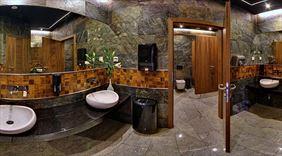 toaleta, Hotel Modus *** & Restauracja, Łaziska Górne
