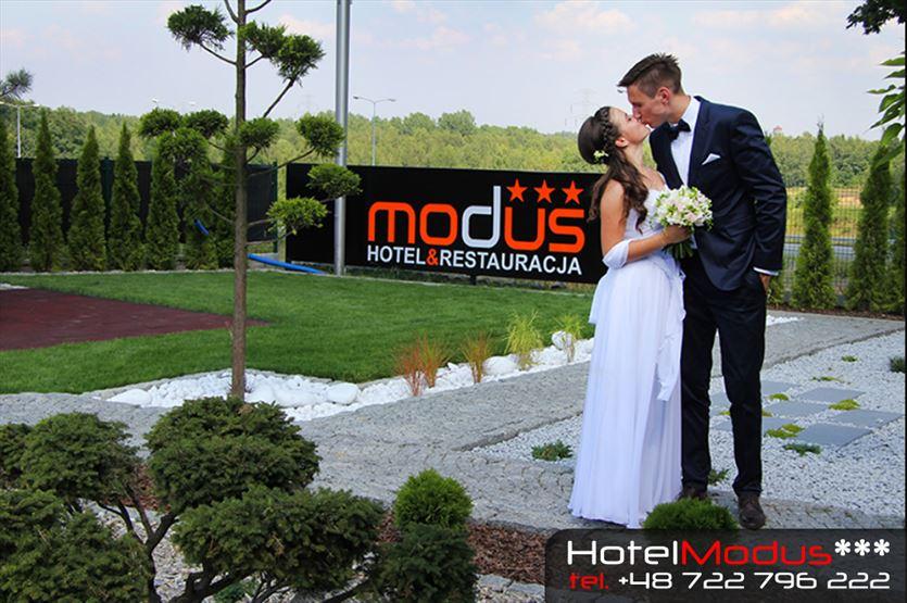 Rezerwacja pokoi i organizacja imprez okolicznościowych, Hotel Modus *** & Restauracja, Łaziska Górne