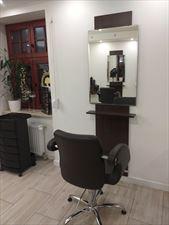 stanowisko do strzyżenia, Salon Fryzjerski Bella Marianna Błaszczyńska, Katowice