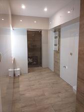 kabina prysznicowa, Salon Fryzjerski Bella Marianna Błaszczyńska, Katowice