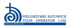 logo Duszpasterstwo Pielgrzymkowe Katowice, Duszpasterstwo pielgrzymkowe Jolanta Potempa, Katowice