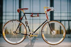 rower, Elbit sp.j., Czeladź