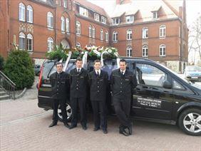usługi pogrzebowe, Fuchs Bernadeta, Piekary Śląskie