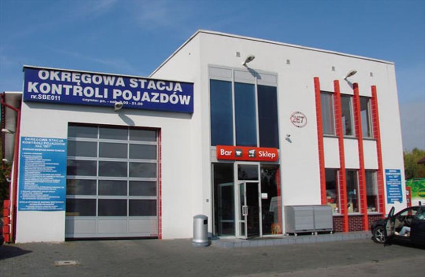 Badania techniczne samochodów, autobusów i motocykli, Zet Marek Zrobek, Czeladź