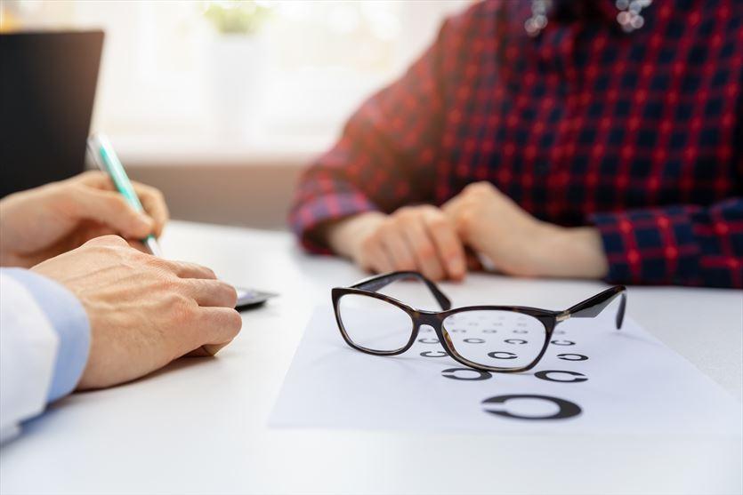 Zapewniamy badanie wzroku oraz dobór odpowiednich okularów, Vision Optyk Piotr Zachariasz, Sosnowiec