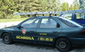 przeglądy systemów alarmowych, TiFOM 997 Zenon Ordecki, Cieszyn