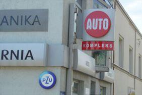 warsztat samochodowy Auto-Kompleks, Auto Kompleks ASO Blacharstwo, lakiernictwo i mechanika pojazdowa inż. Sławomir Puka, Częstochowa