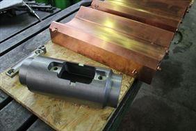 części z metalu, Zakład Obróbki Mechanicznej Trzpis Spólka jawna, Gliwice