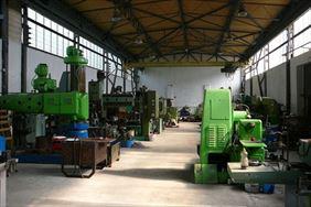 maszyny do obróbki metalu, Zakład Obróbki Mechanicznej Trzpis Spólka jawna, Gliwice