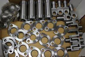 wykonane części metalowe, Zakład Obróbki Mechanicznej Trzpis Spólka jawna, Gliwice