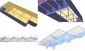 analiza stropu, Twierdza pracownia projektowo-budowlana Tomasz Bober, Sosnowiec