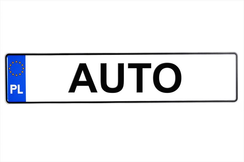 Nadruki na ramkach pod tablicą rejestracyjną, Madox Nadruki na ramki pod tablice rejestracyjne sitodruk, Cieszyn