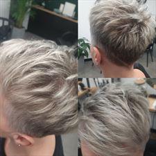 koloryzacja włosów, Sebastian Zalewski Studio Fryzur, Siemianowice Śląskie