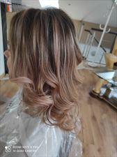 regeneracja włosów, Ultra Violet Nina Timofieieva, Bielsko-Biała