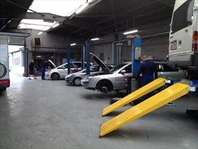 niezależny serwis samochodowy, Ford Sławek Niezależny Serwis Ford, Katowice