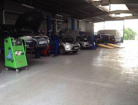 niezależny serwis samochodowy ford, Ford Sławek Niezależny Serwis Ford, Katowice