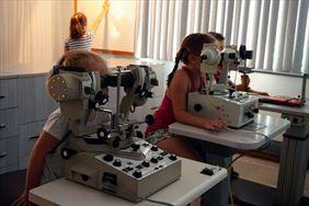 badanie okulistyczne, Optyk s.c. Gorzawski-Zawistowska, Zabrze