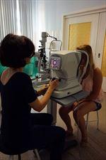badanie ostrości wzroku, Optyk s.c. Gorzawski-Zawistowska, Zabrze