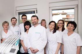 personel Dental Med, Dental Med Grzegorz Wojcierowski, Wodzisław Śląski