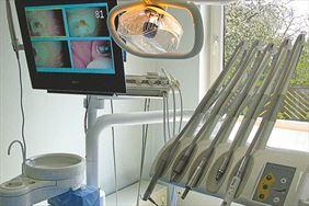 gabinet stomatologiczny, Dental Med Grzegorz Wojcierowski, Wodzisław Śląski