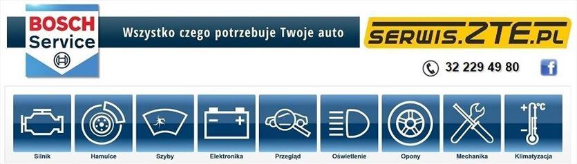 Fachowy serwis opon i mechanika pojazdowa, ZTE BOSCH SERWIS, Siemianowice Śląskie
