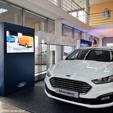 salon sprzedaży samochodów, Szumilas AT Autoryzowany dealer, salon i serwis Forda, Sosnowiec