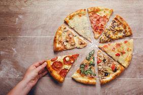 pizza, Mariusz Wolański Pizzeria, Kraków