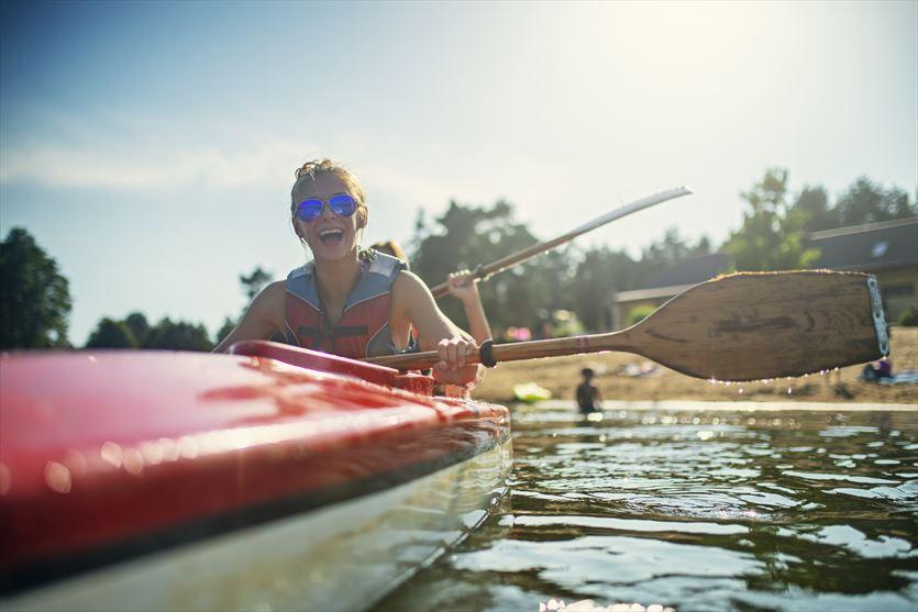 Organizujemy spływy kajakiem, Kayaking Igor Górski, Jędrzejów
