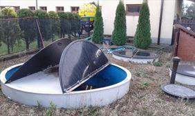 czyszczenie kanalizacji, GAZ - SERWIS 4x4 Pomoc drogowa Bartłomiej Stolarz, Jordanów
