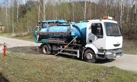 asenizacja, GAZ - SERWIS 4x4 Pomoc drogowa Bartłomiej Stolarz, Jordanów