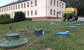 wywożenie szamba, GAZ - SERWIS 4x4 Pomoc drogowa Bartłomiej Stolarz, Jordanów