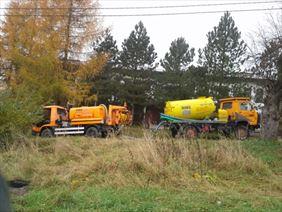 wóz asenizacyjny, GAZ - SERWIS 4x4 Pomoc drogowa Bartłomiej Stolarz, Jordanów