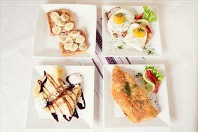 zdrowe posiłki, Restauracja Ukraińska, Kraków
