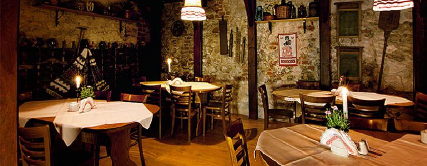 Z naszą kuchnią przeniesiesz się do samego serca Ukrainy, Restauracja Ukraińska, Kraków