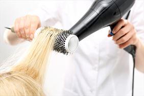 układanie włosów, Salon Fryzur