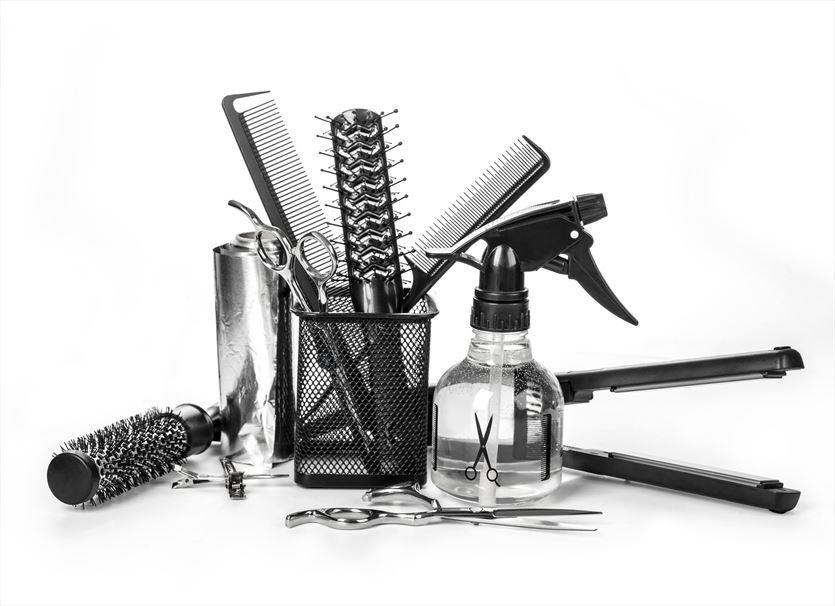 Profesjonalne układanie włosów, Salon Fryzur