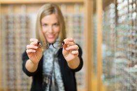 okulary korekcyjne, Ewa Głuch Salon optyczny, gabinet okulistyczny, Końskie