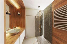 projekt łazienki, Jakub Kafel Cubicform Architektura, Kraków