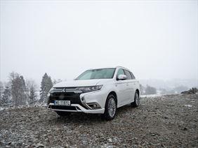 Mitsubishi PHEV 2020, Auto Krak Jan Wójcik, Kraków