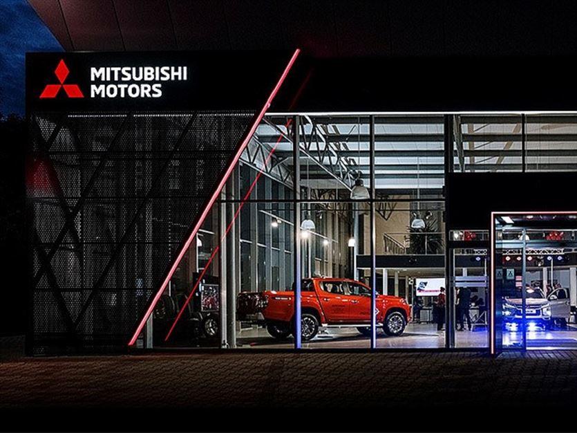 Autoryzowany salon samochodowy Mitsubishi , Auto Krak Jan Wójcik, Kraków