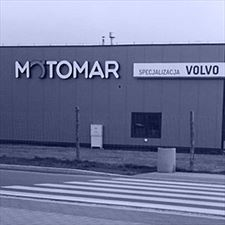 motomar, Motomar Serwis Volvo Andrzej Rosa, Kraków