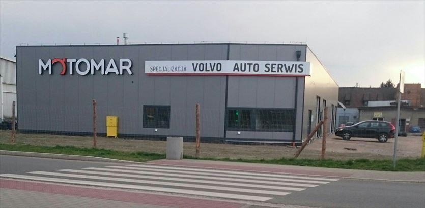 Specjalistyczne pogwarancyjne przeglądy okresowe, Motomar Serwis Volvo Andrzej Rosa, Kraków