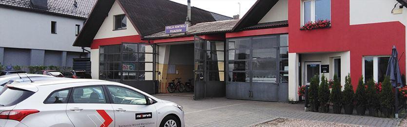 Serwisujemy pojazdy samochodowe i ciężarowe, a także motocykle, Euromot s.c., Chocznia
