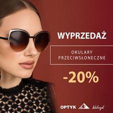 wyprzedaż, Optyk Walczyk Elżbieta Walczyk-Tucznio, Wojciech Walczyk s.c, Nowy Sącz