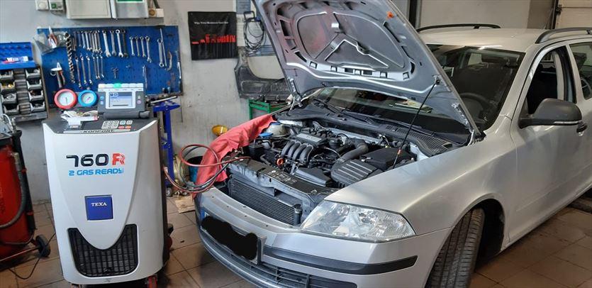 Naprawy pogwarancyjne aut grupy VW, Auto Skoda Ireneusz Porębski, Kraków