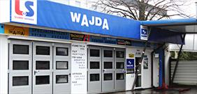 siedziba, Auto Service Amortyzatory Wajda, Kraków