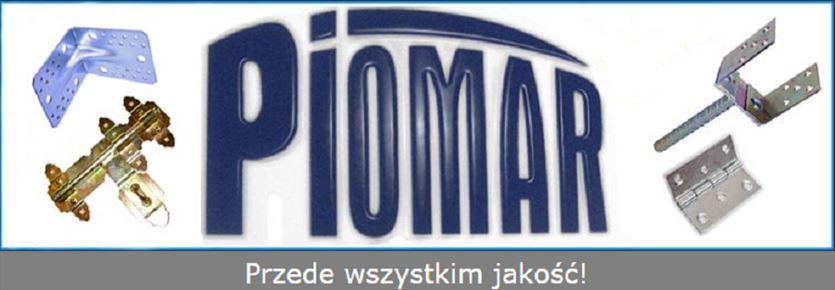 Produkujemy artykuły metalowe, Piomar, Rzeszotary