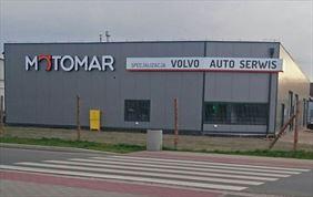 serwis Volvo, Motomar Pogwarancyjny Serwis Volvo Andrzej Rosa, Kraków