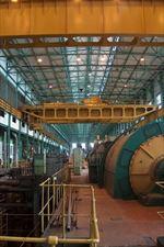 wzmocnienie dźwigarów, Emka P.B.P.Kominy przemysłowe, budownictwo energetyczne, Luborzyca