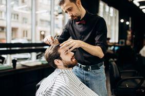 fryzjer męski, U Roberta. Salon fryzjerski damsko-męski, Łęczyca
